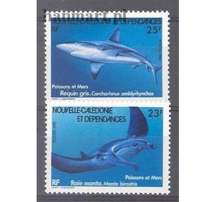 Nowa Kaledonia 1981 Mi 659-660 Czyste **