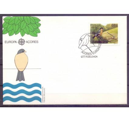 Znaczek Azory 1986 Mi 376 FDC