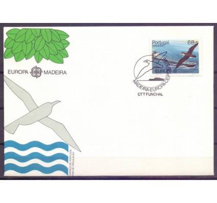 Znaczek Madera 1986 Mi 106 FDC