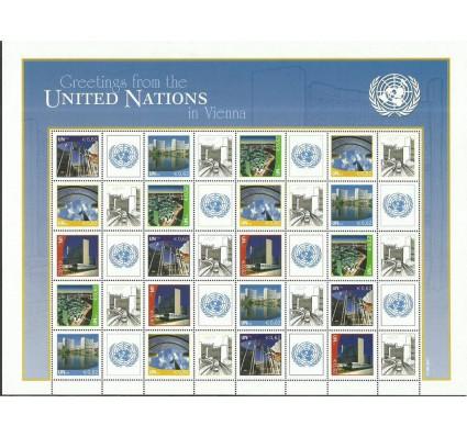 Znaczek Narody Zjednoczone Wiedeń 2011 Mi ark 719-723 Czyste **