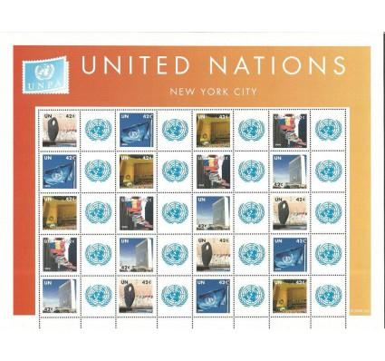 Znaczek Narody Zjednoczone Nowy Jork 2008 Mi ark 1091-1095 Czyste **