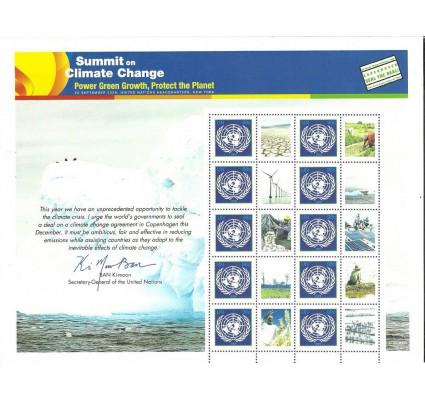 Znaczek Narody Zjednoczone Nowy Jork 2009 Mi ark 1161C Czyste **