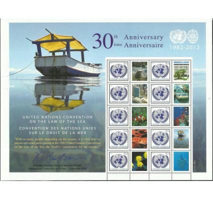 Znaczek Narody Zjednoczone Nowy Jork 2012 Mi ark 1283c Czyste **