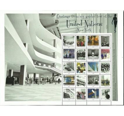 Znaczek Narody Zjednoczone Nowy Jork 2012 Mi ark 1284-1293 Czyste **