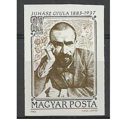 Znaczek Węgry 1983 Mi 3599B Czyste **