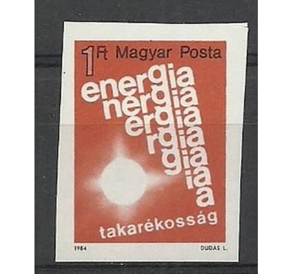Znaczek Węgry 1984 Mi 3668B Czyste **