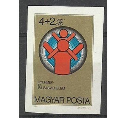 Znaczek Węgry 1984 Mi 3669B Czyste **