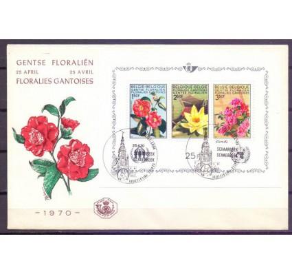 Znaczek Belgia 1970 Mi bl 41 FDC