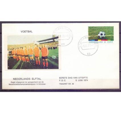 Znaczek Holandia 1974 Mi 1030 FDC