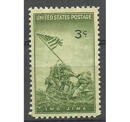 Znaczek USA 1945 Mi 538 Czyste **