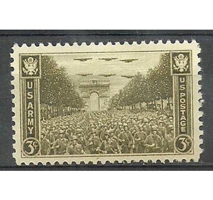Znaczek USA 1945 Mi 539 Czyste **