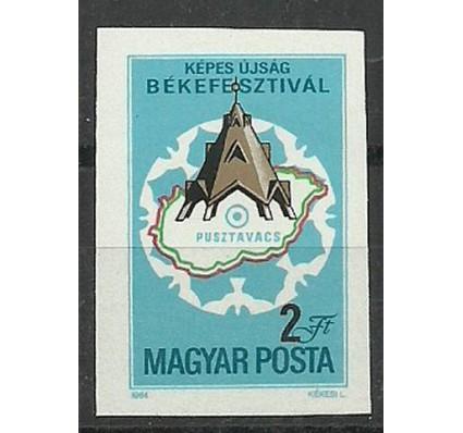 Znaczek Węgry 1984 Mi 3690B Czyste **