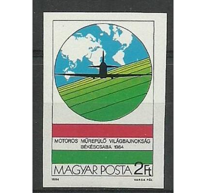 Znaczek Węgry 1984 Mi 3691B Czyste **