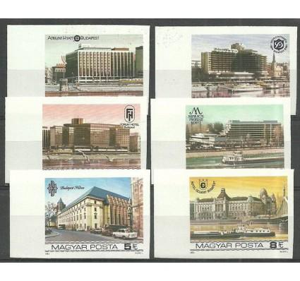Znaczek Węgry 1984 Mi 3701-3706B Czyste **