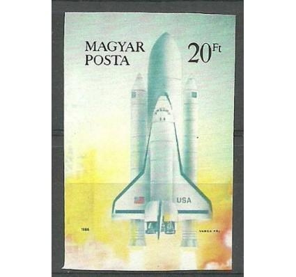 Znaczek Węgry 1986 Mi 3812B Czyste **