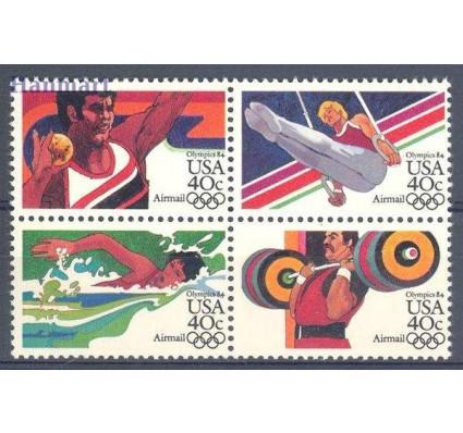 USA 1983 Mi 1622-1625A Czyste **