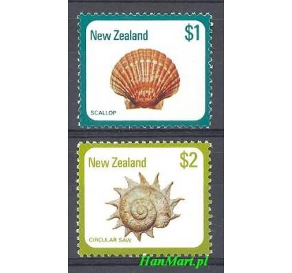 Nowa Zelandia 1979 Mi 785-786 Czyste **