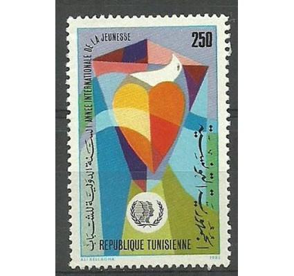 Znaczek Tunezja 1985 Mi 1101 Czyste **
