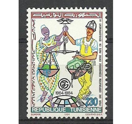 Znaczek Tunezja 1984 Mi 1078 Czyste **