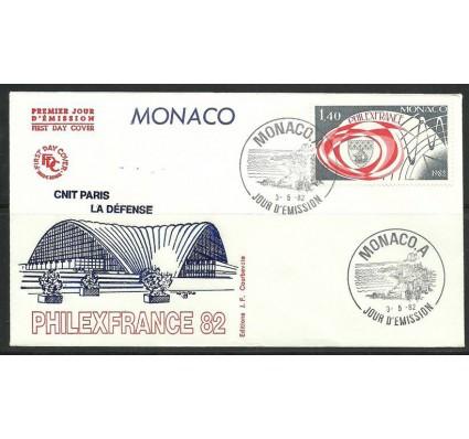 Znaczek Monako 1982 Mi 1532 FDC