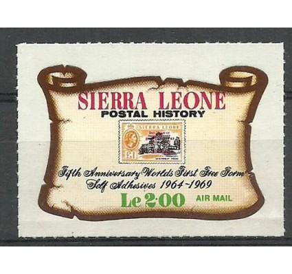 Znaczek Sierra Leone 1969 Mi 448 Czyste **