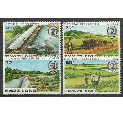 Znaczek Suazi 1973 Mi 199-202 Czyste **