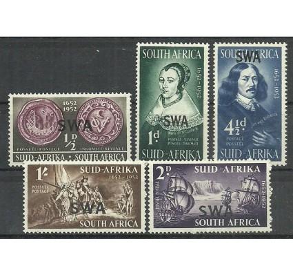 Znaczek Namibia 1952 Mi 269-273 Czyste **