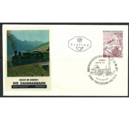 Znaczek Austria 1971 Mi 1376 FDC