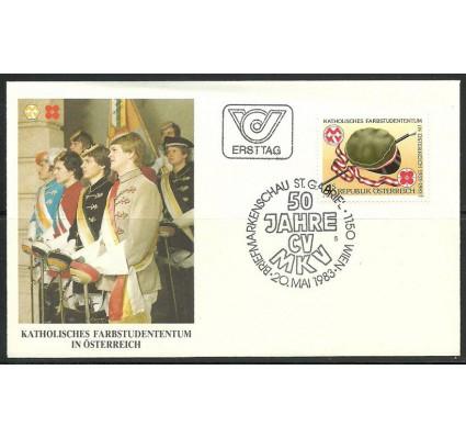 Znaczek Austria 1983 Mi 1739 FDC