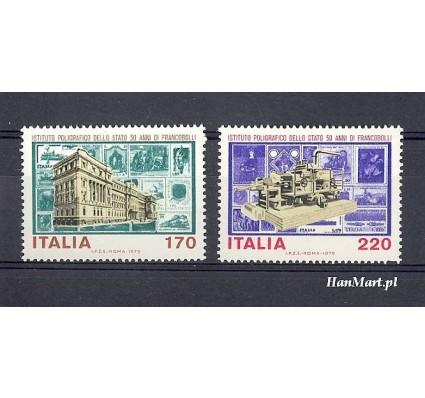 Znaczek Włochy 1979 Mi 1636-1637 Czyste **