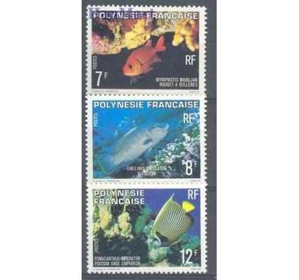Znaczek Polinezja Francuska 1980 Mi 301-303 Czyste **