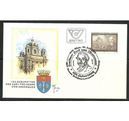 Znaczek Austria 1983 Mi 1746 FDC