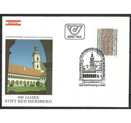Znaczek Austria 1984 Mi 1767 FDC