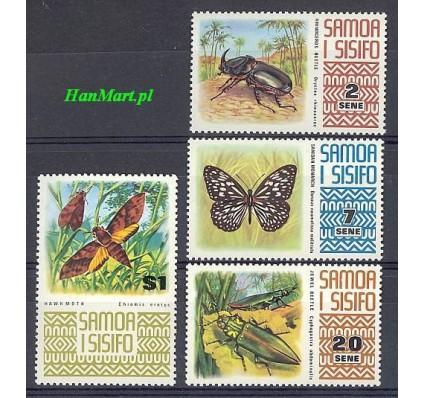 Znaczek Samoa i Sisifo 1972 Mi 271 Czyste **