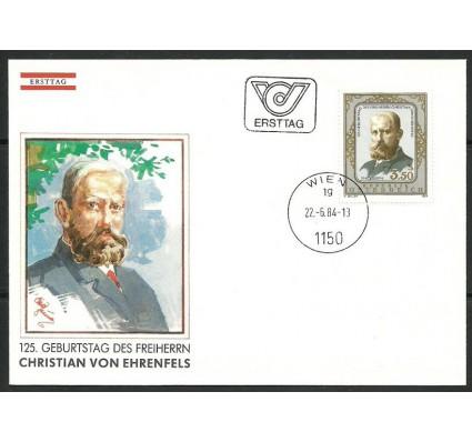 Znaczek Austria 1984 Mi 1782 FDC