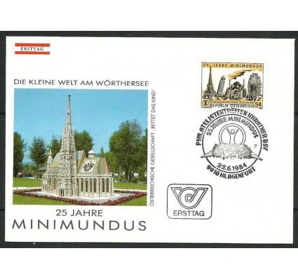 Znaczek Austria 1984 Mi 1783 FDC