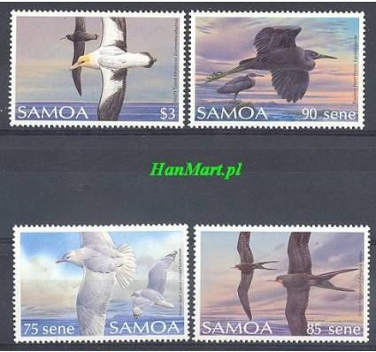 Samoa 1989 Mi 673-676 Czyste **
