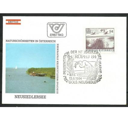 Znaczek Austria 1984 Mi 1788 FDC