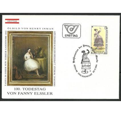 Znaczek Austria 1984 Mi 1796 FDC