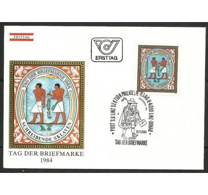 Znaczek Austria 1984 Mi 1797 FDC