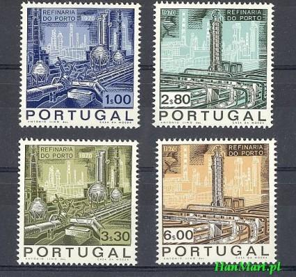 Znaczek Portugalia 1970 Mi 1095-1098 Czyste **