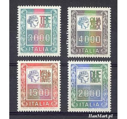Włochy 1979 Mi 1641-1644 Czyste **