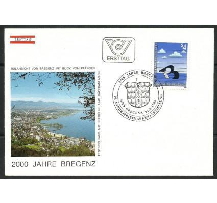 Znaczek Austria 1985 Mi 1805 FDC