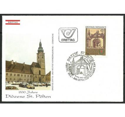 Znaczek Austria 1985 Mi 1814 FDC