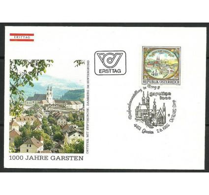 Znaczek Austria 1985 Mi 1816 FDC