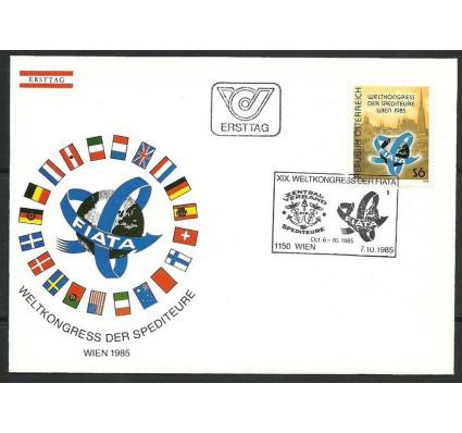 Znaczek Austria 1985 Mi 1828 FDC