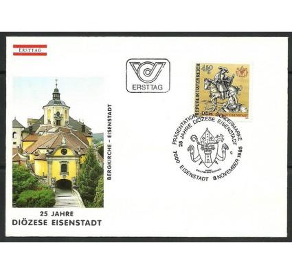 Znaczek Austria 1985 Mi 1830 FDC