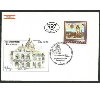 Znaczek Austria 1986 Mi 1840 FDC