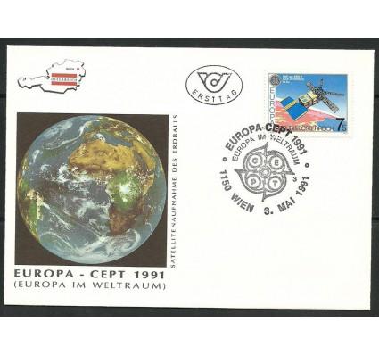 Znaczek Austria 1991 Mi 2026 FDC