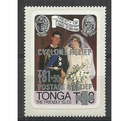 Znaczek Tonga 1982 Mi 811 Czyste **